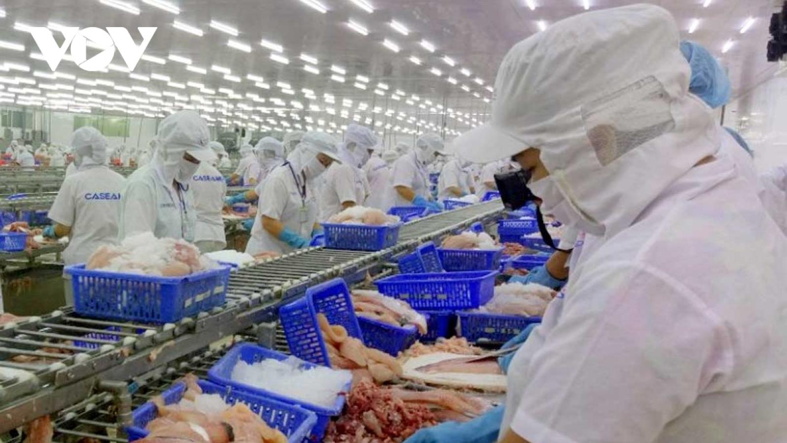 Vietnamese import-export activities record impressive growth during 2020