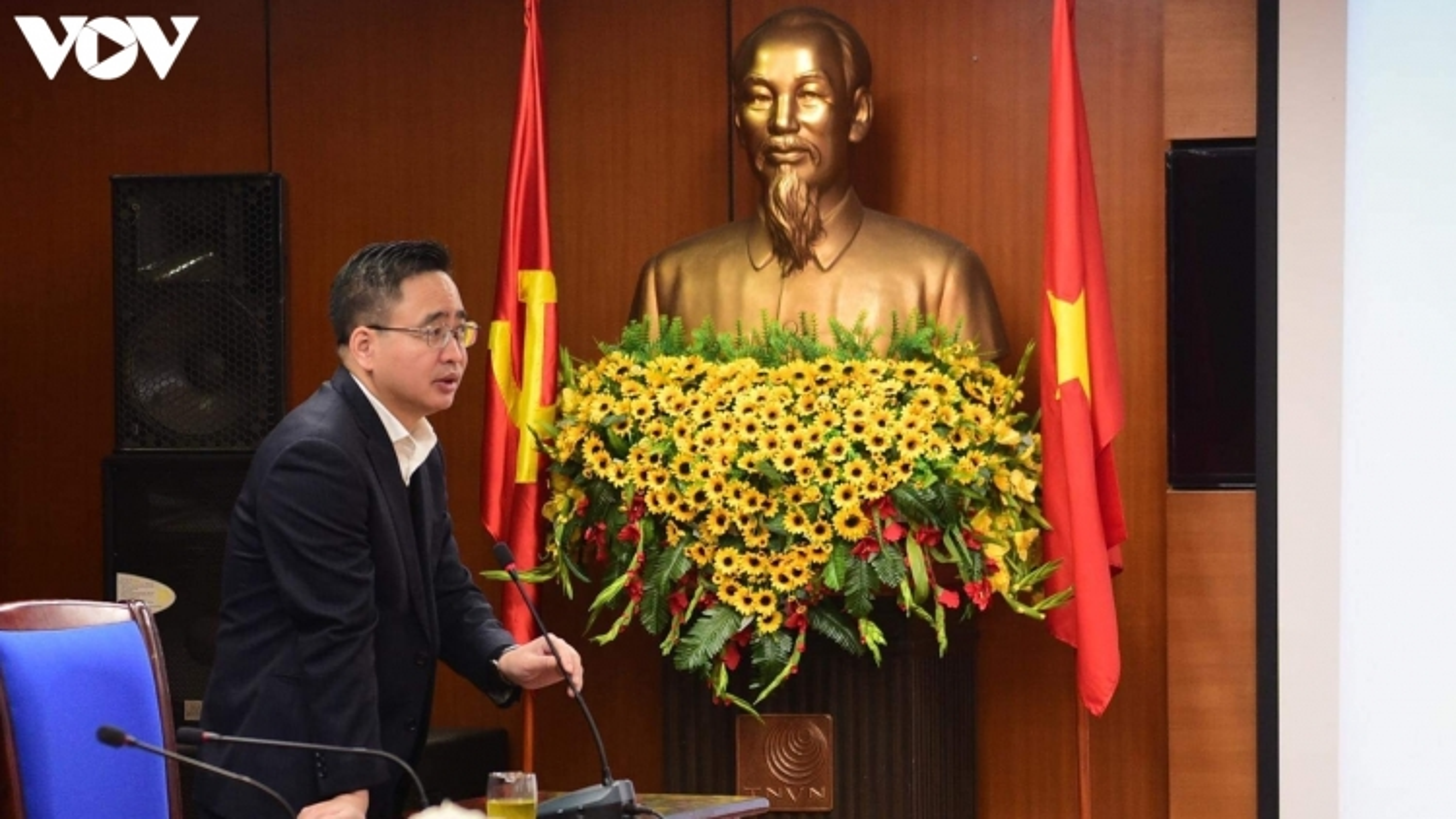 VOV tăng cường thông tinđối nội, đối ngoại về Đại hội XIII của Đảng