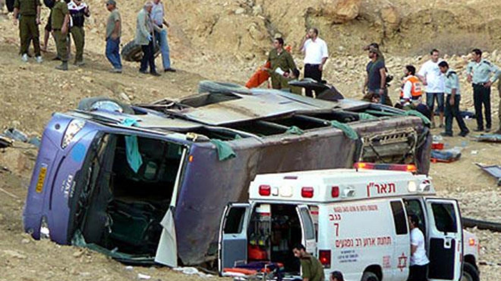 Tai nạn giao thông nghiêm trọng tại Ai Cập, 50 người thương vong
