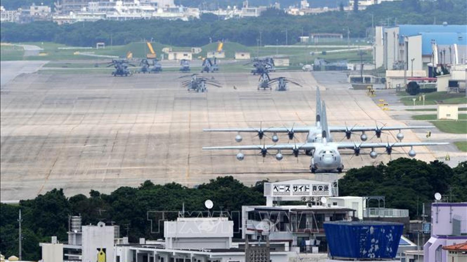 Nhật - Mỹ có khả năng đồng ý chia sẻ chi phí quân sự