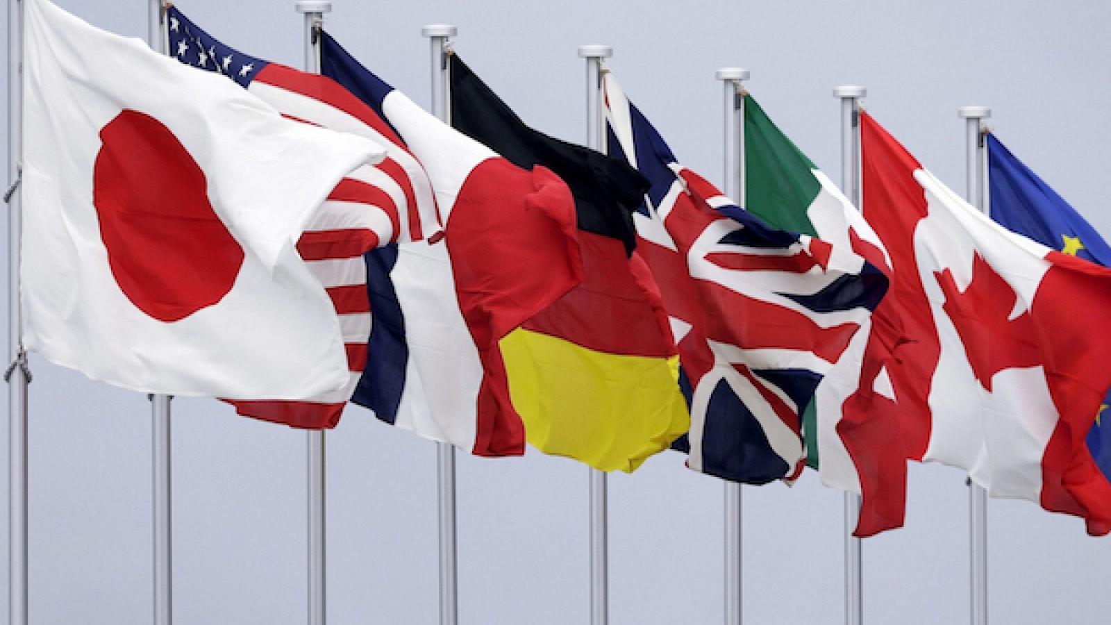 Tổng thống Mỹ sẽ cùng lãnh đạo nhóm G7 thảo luận ứng phó với Covid-19