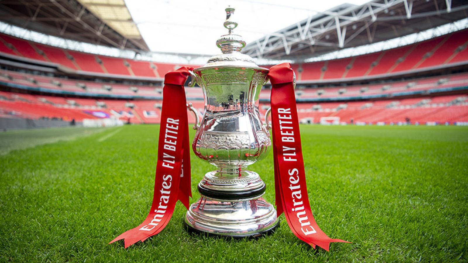 """Lịch thi đấu vòng 5 FA Cup: Đại gia """"dễ thở"""""""