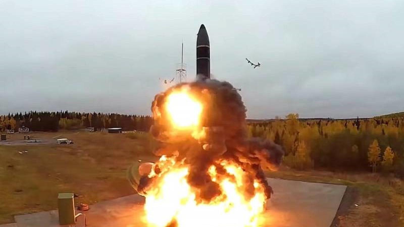 Vì sao gia hạn START-3 không phải vì hòa bình mà là chuẩn bị chiến tranh?