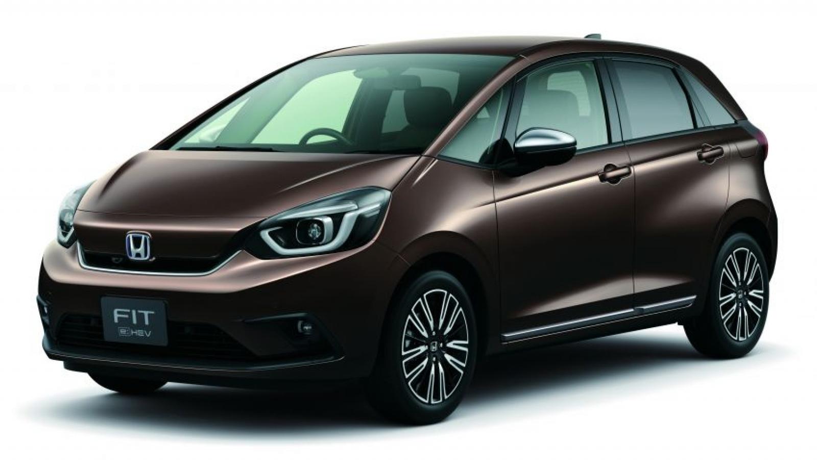 Honda Jazz 2021 ra mắt thị trường với thiết kế lạ mắt