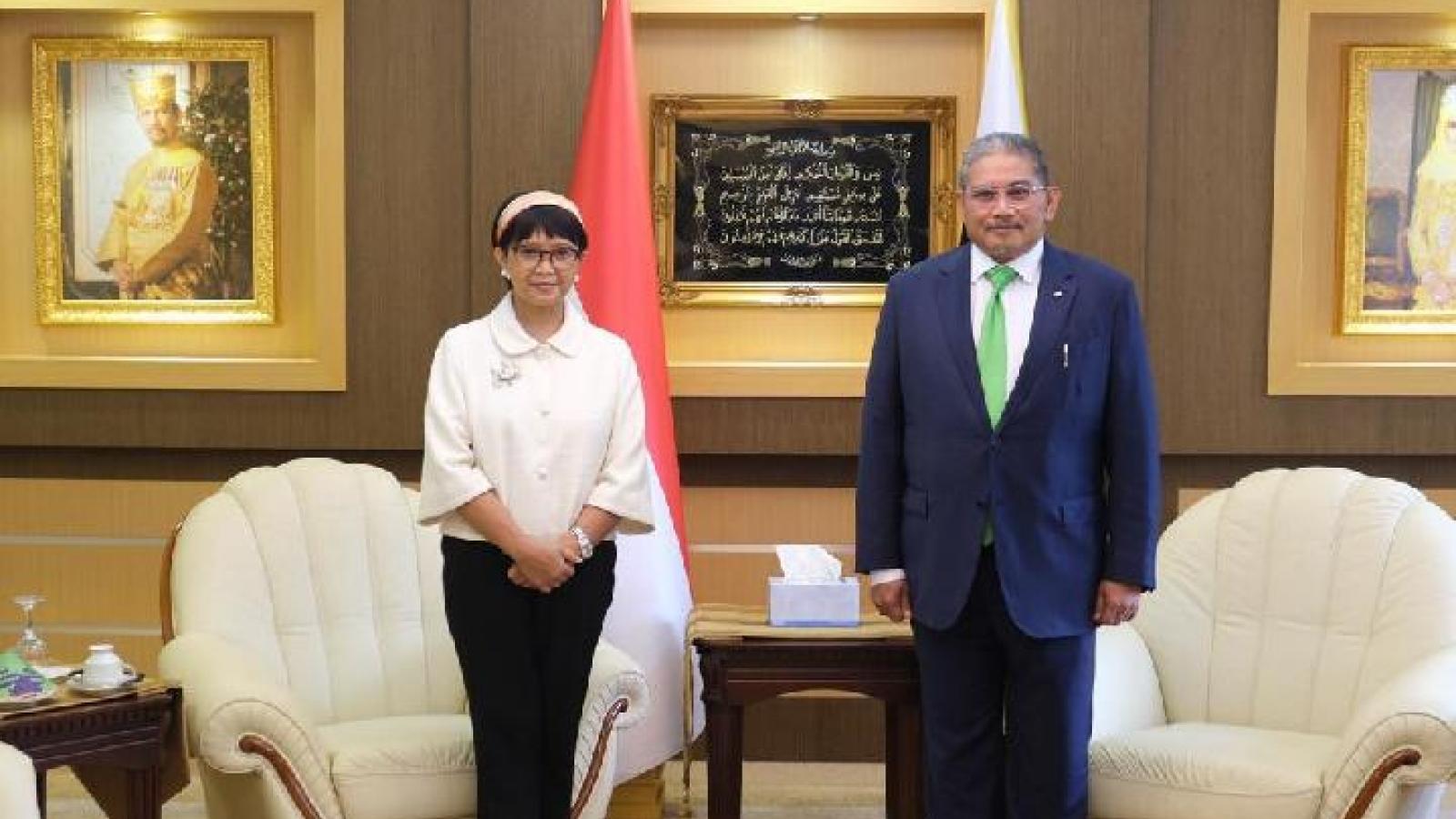 Indonesia thúc đẩy ASEAN hành động trước diễn biến chính trị ở Myanmar