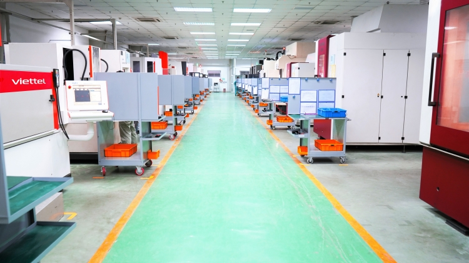 Lần đầu tiên Việt Nam tham gia chuỗi cung ứng ngành Hàng không vũ trụ toàn cầu