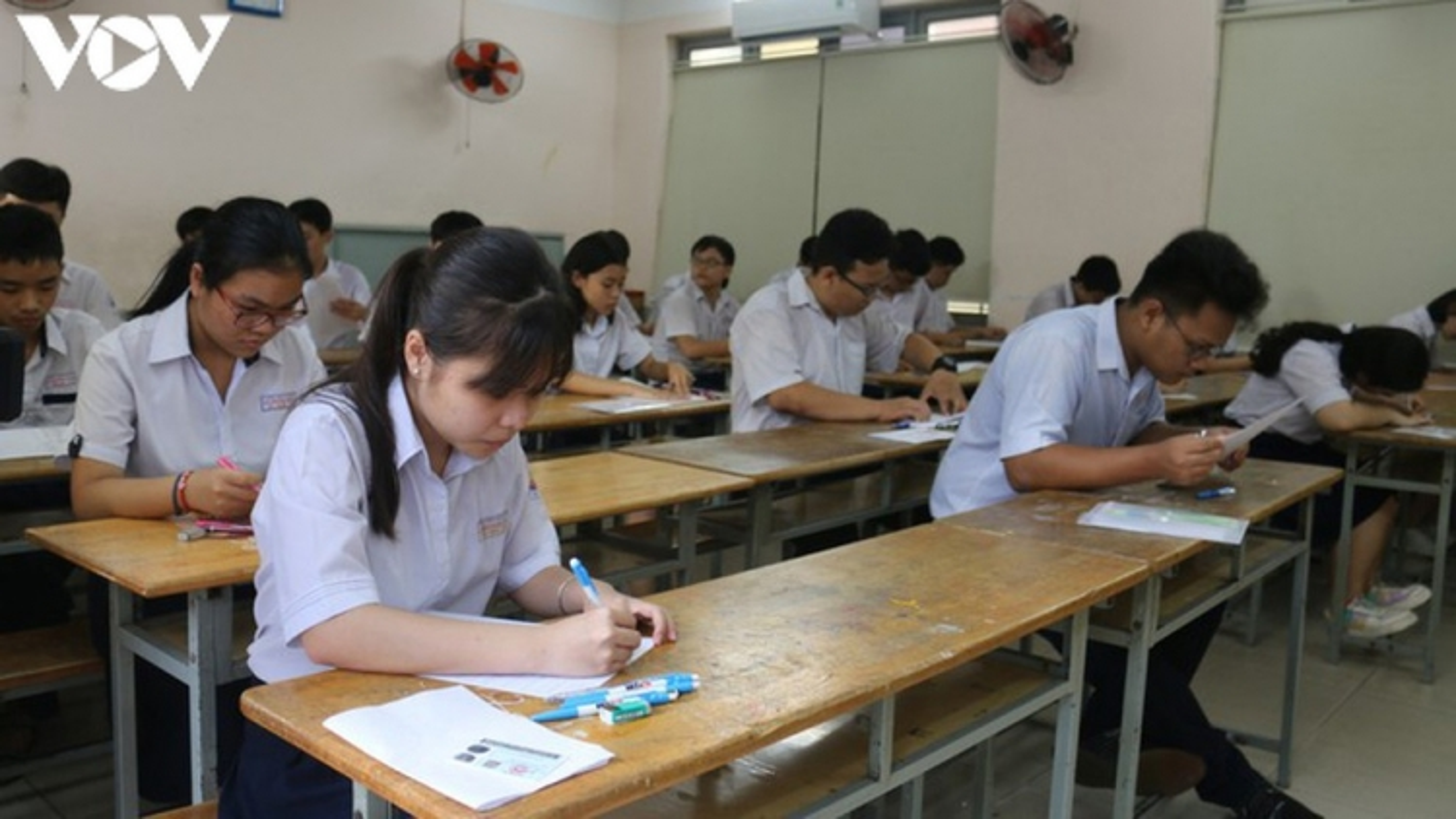 Sở GD&ĐT Hải Phòng đề xuất bỏ môn thi tổ hợp Kỳ thi tuyển sinh vào lớp 10