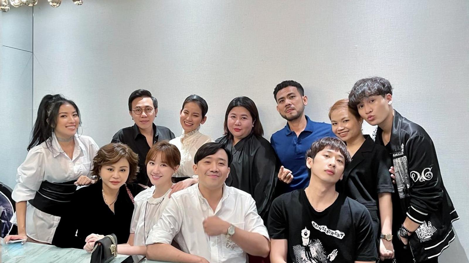 Chuyện showbiz: Hari Won vướng nghi vấn mang bầu chỉ qua một bức ảnh?
