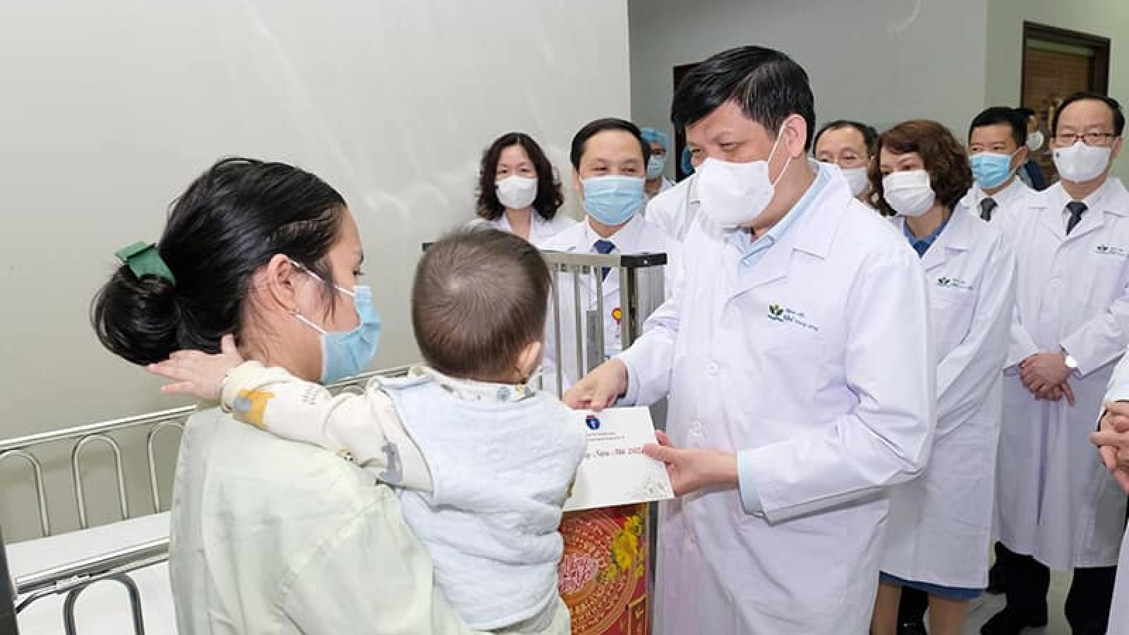 """""""2021 sẽ là năm bứt phá của ngành y tế Việt Nam"""""""