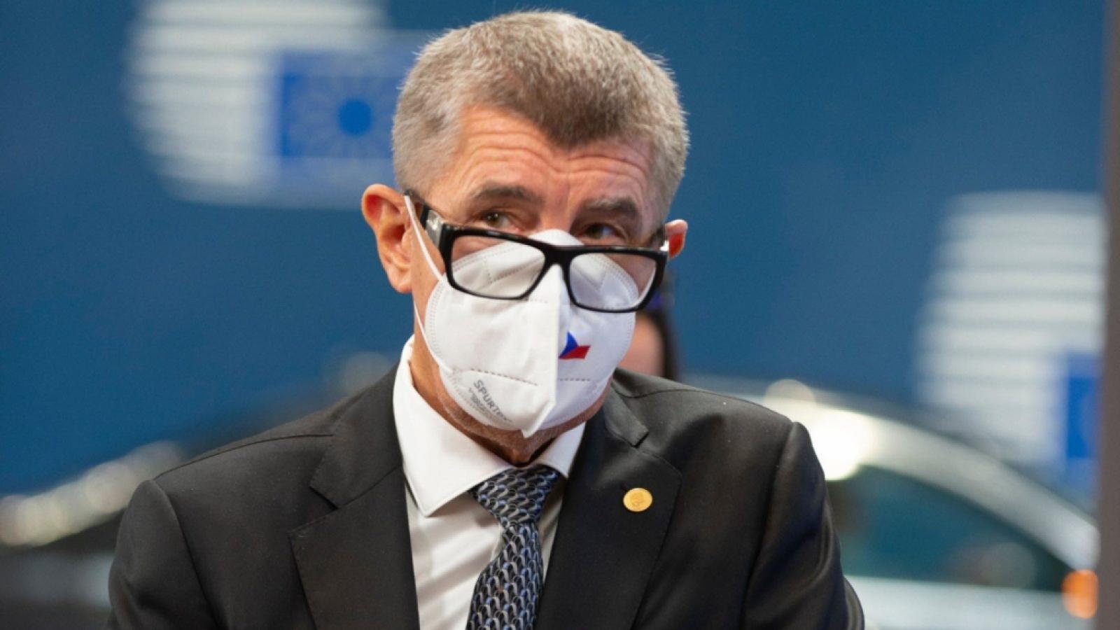 Chính phủ Séc tuyên bố tình trạng khẩn cấp mới đến 28/2