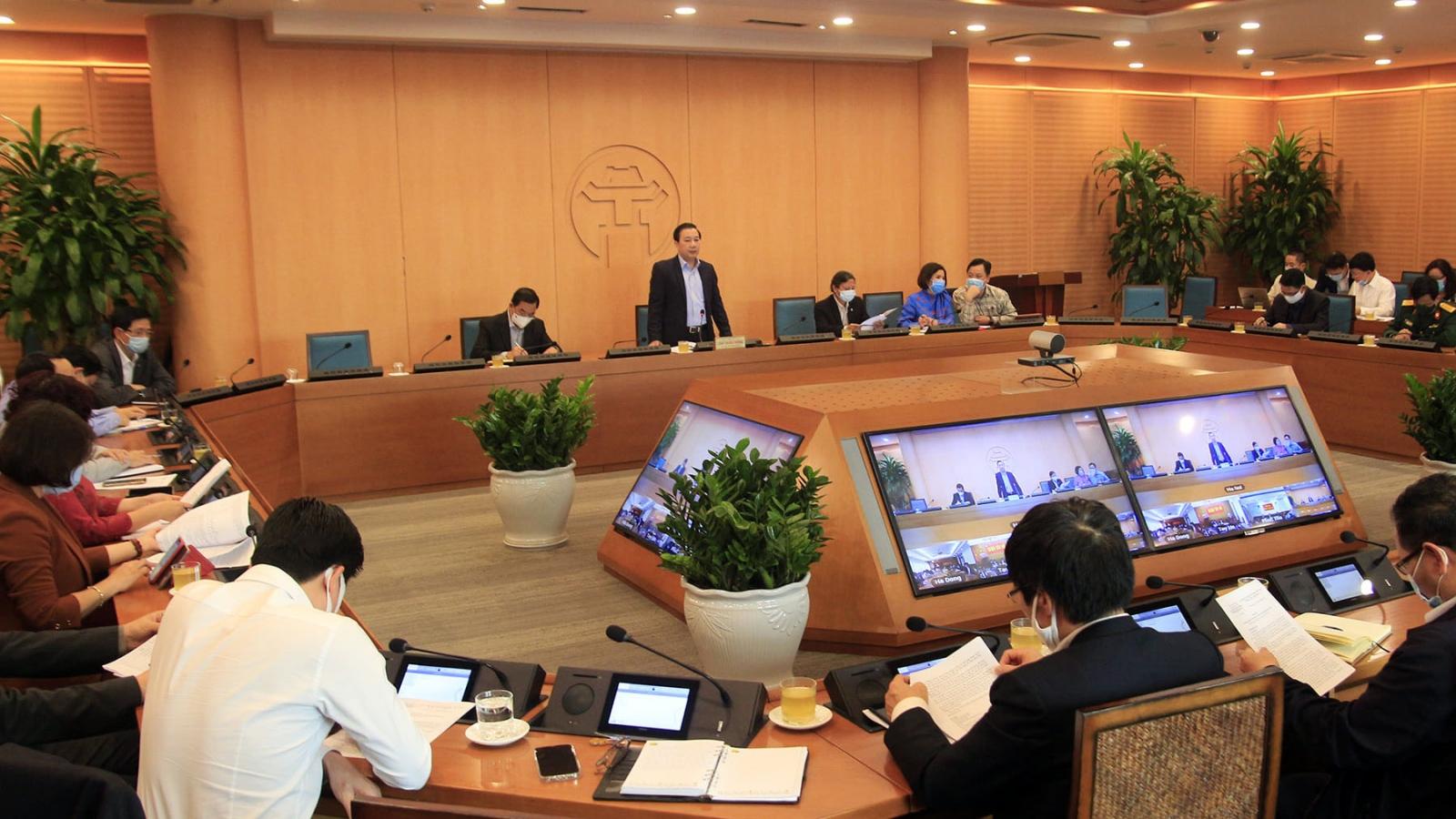 Hà Nội sẽ xử nghiêm những người cố tình khai về từ Hải Dương để được xét nghiệm
