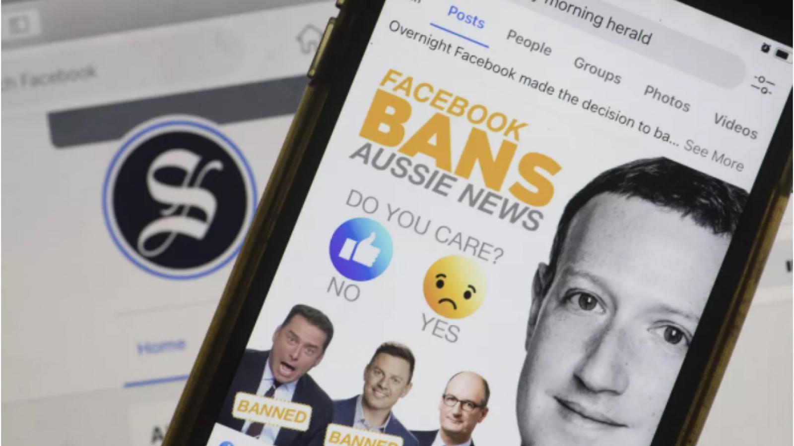 Facebook - nguồn phát tán tin giả tồi tệ nhất