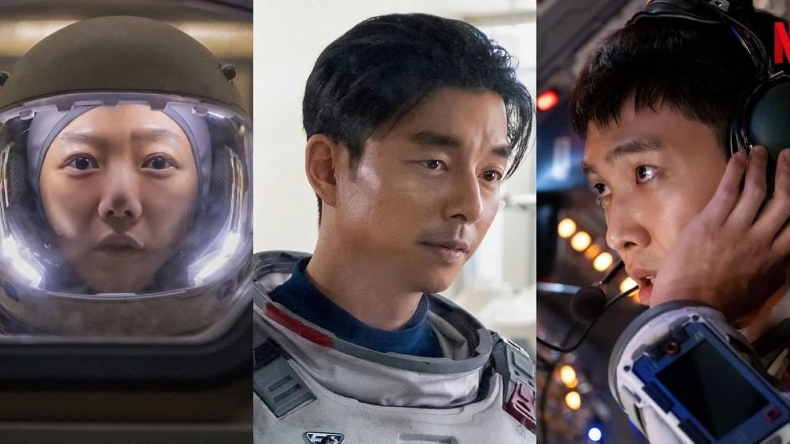 Bom tấn giả tưởng của Gong Yoo, Bae Doona hé lộ hình ảnh đầu tiên