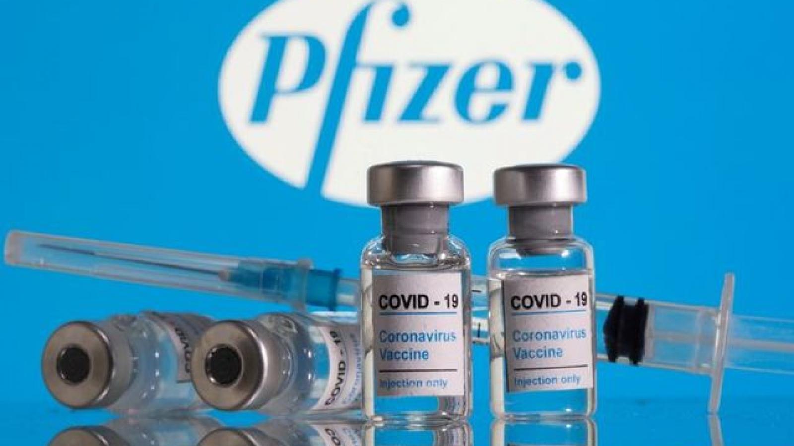 Vaccine Pfizer hiệu quả 94% trong thực tế, miễn dịch cộng đồng đang đến gần?
