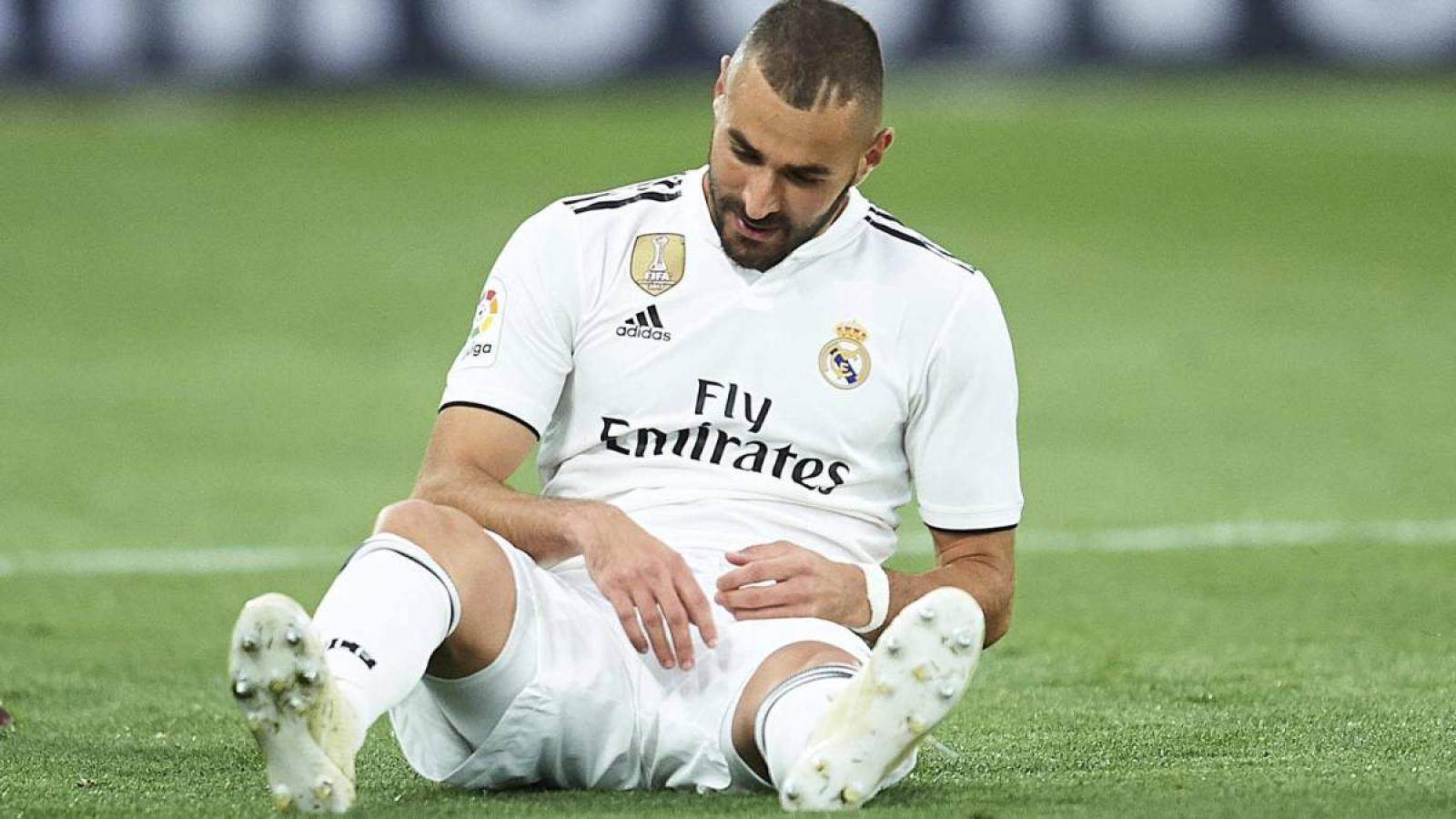 """Bayern Munich và Real Madrid """"khủng hoảng lực lượng"""" chưa từng có"""