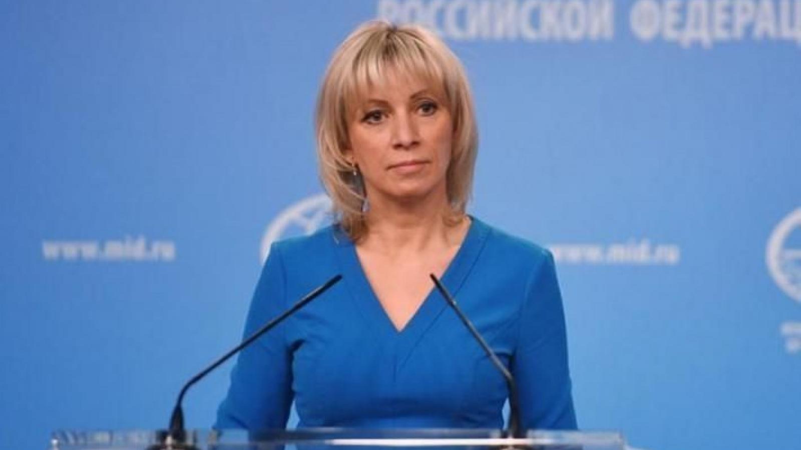 Nga gọi việc Ba Lan, Thụy Điển và Đức trục xuất các nhà ngoại giao là hành động vô lý
