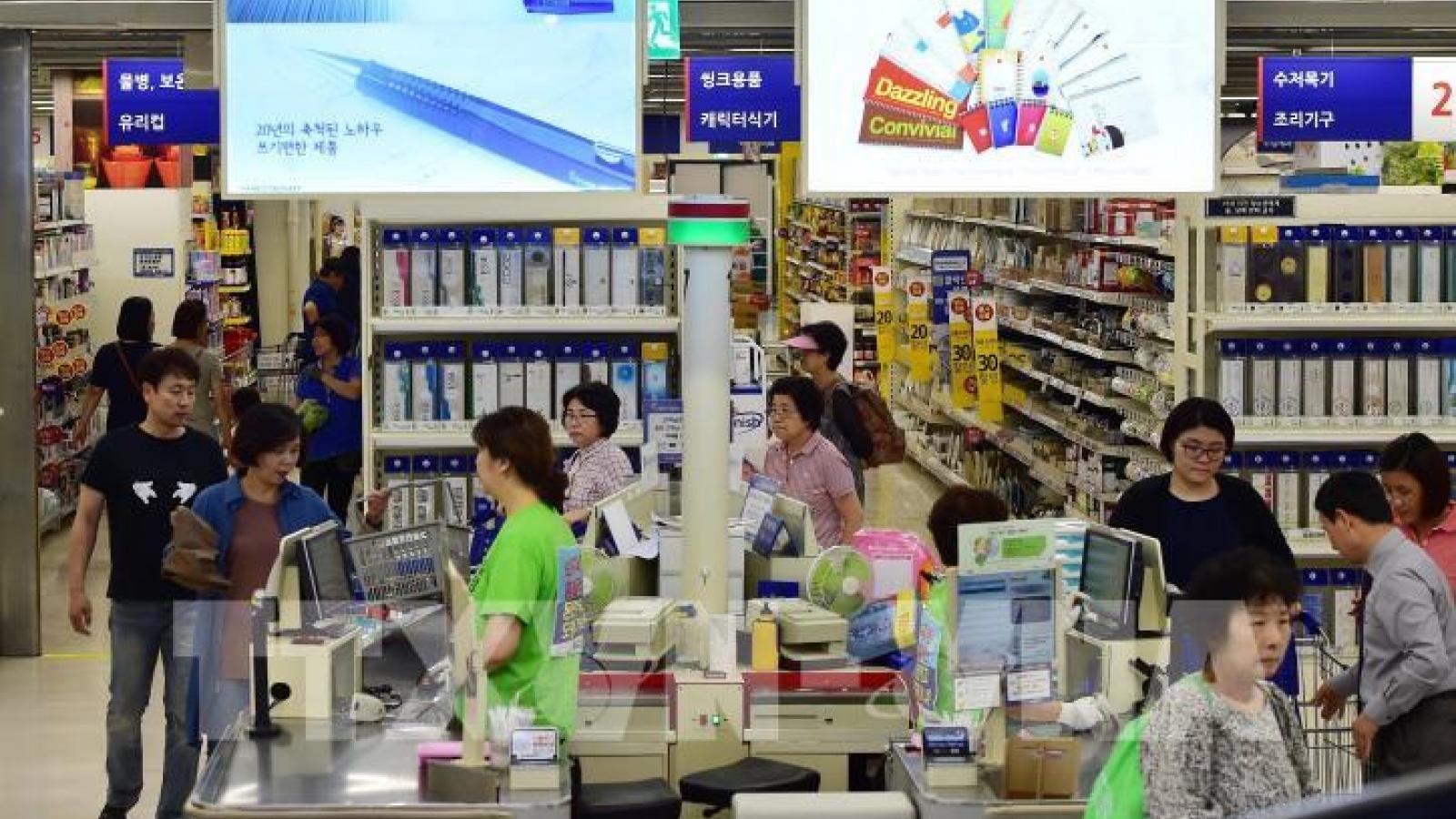 Hàn Quốc sẽ tăng trưởng 3% trong năm nay?