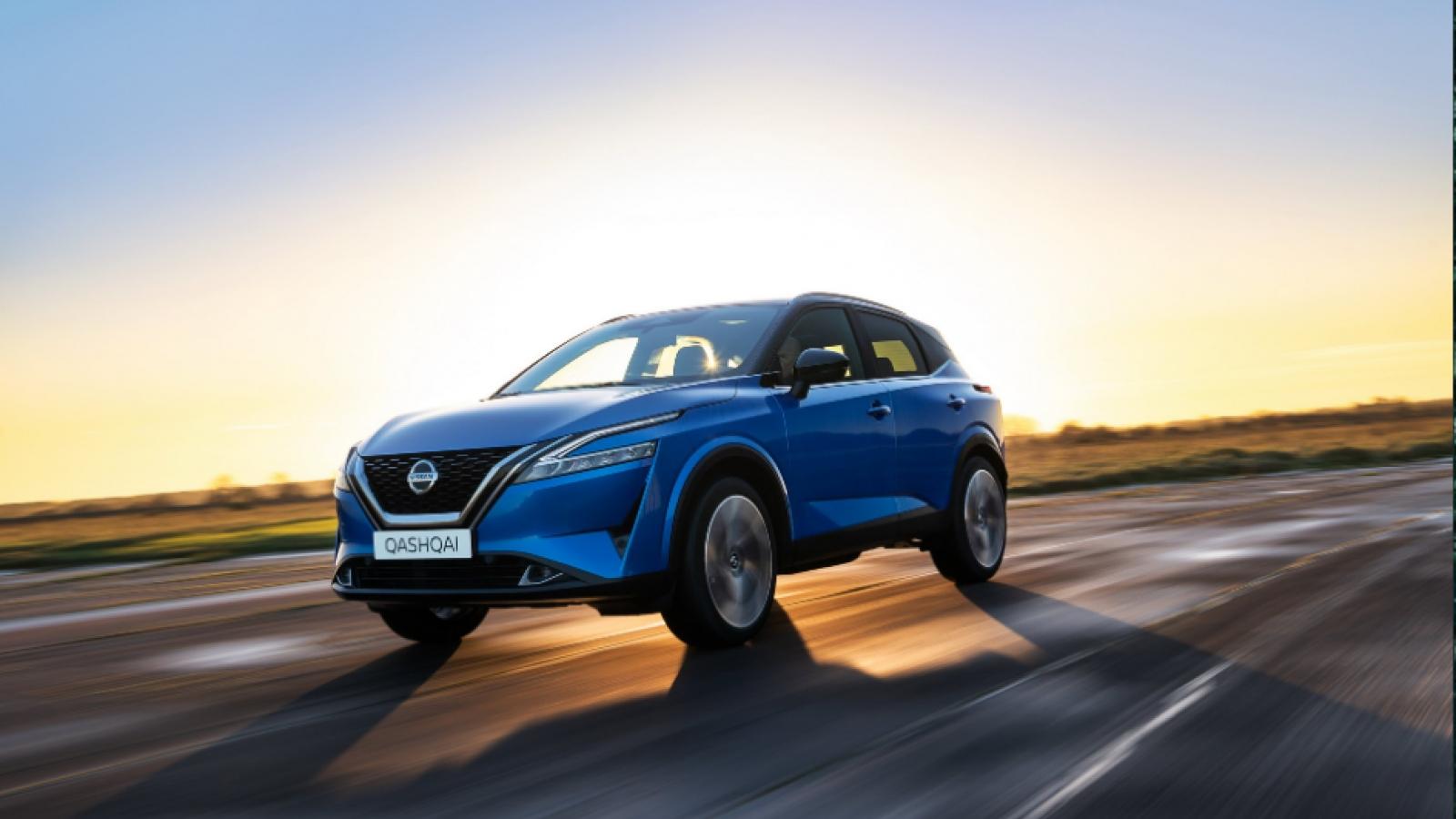 Crossover bán chạy nhất châu Âu - Nissan Qashqai 2021 chính thức ra mắt