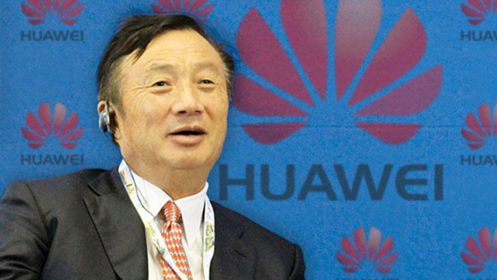 Chủ tịch Huawei hy vọng vào chính sách cởi mở từ chính quyền mới của Mỹ