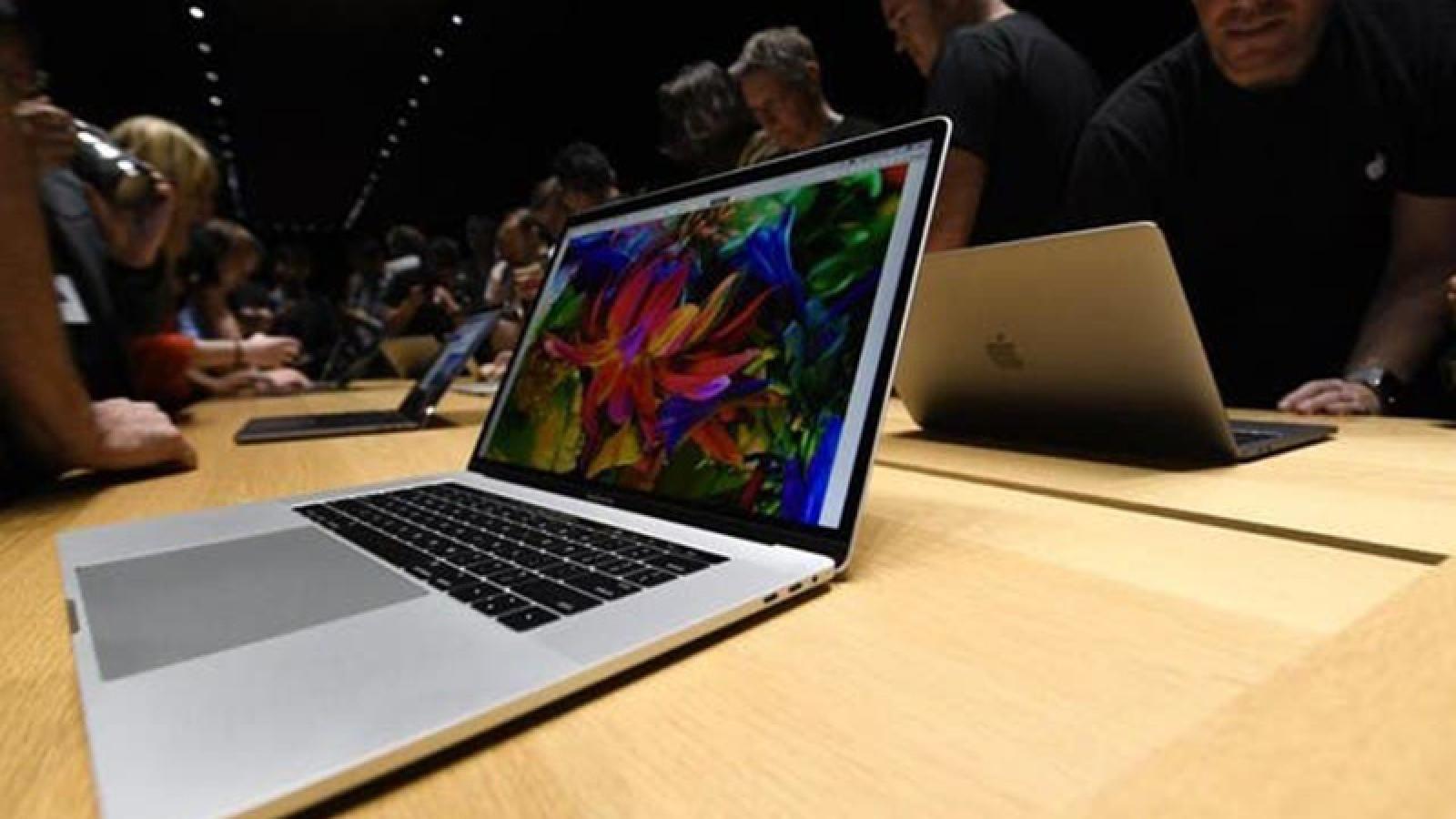 Nhiều mẫu MacBook Pro đang gặp vấn đề, Apple sẽ sửa miễn phí