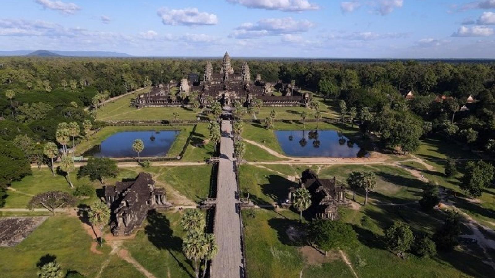 Siem Reap được bình chọn là điểm đến hàng đầu thế giới năm 2021