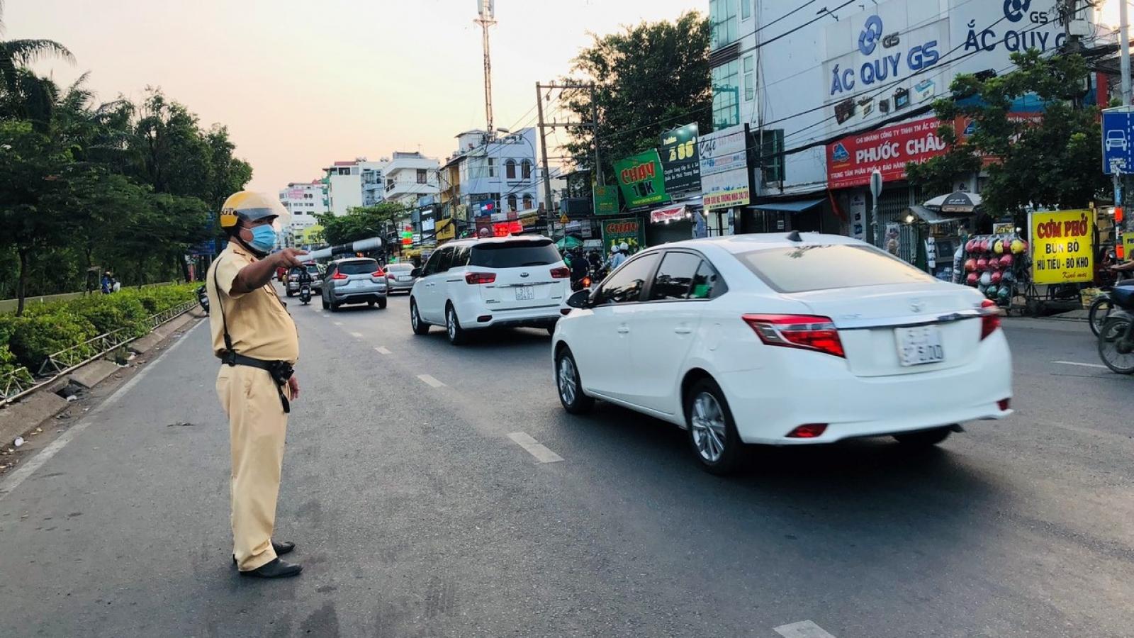 5 người chết do tai nạn giao thông tại TPHCM trong 7 ngày nghỉ Tết