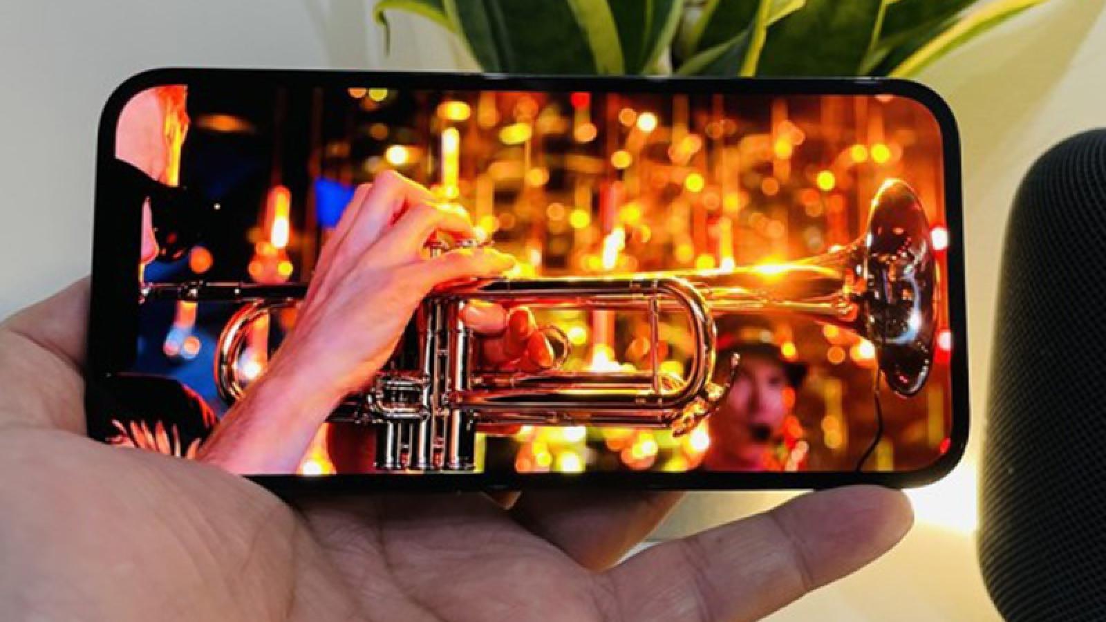 iPhone 13 sẽ có màn hình chơi game cực đã