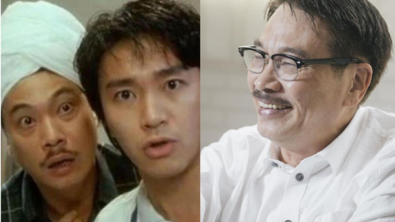 """""""Trùm vai phụ Hong Kong"""" Ngô Mạnh Đạt qua đời vì ung thư"""