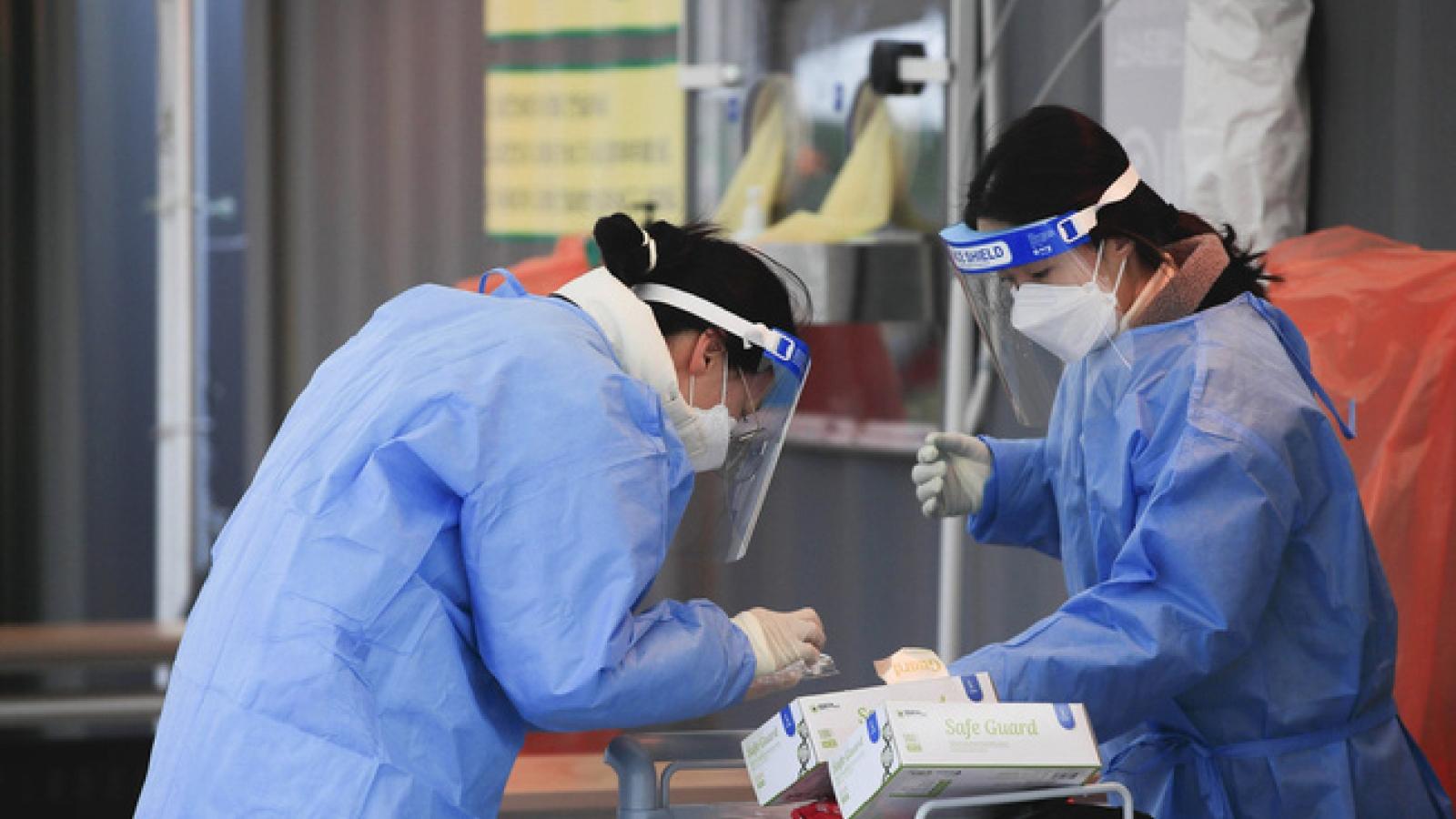 Hàn Quốc bắt đầu tiêm vaccine Covid-19 vào ngày 26/2
