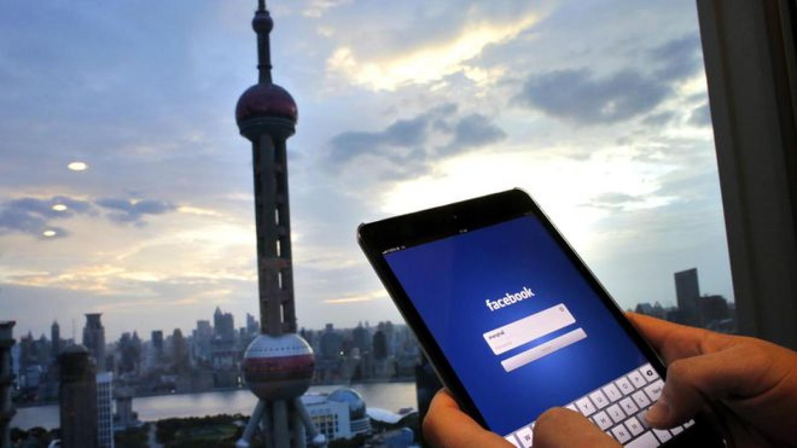 Cư dân mạng Trung Quốc: Bắc Kinh đã đúng khi chặn Facebook