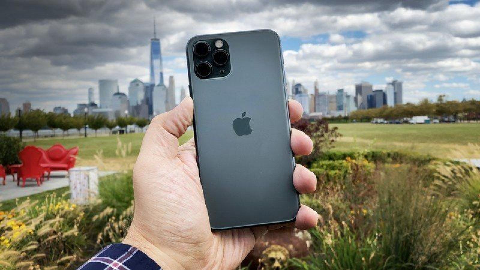 Apple bắt đầu bán các mẫu iPhone 11, 11 Pro và 11 Pro Max tân trang