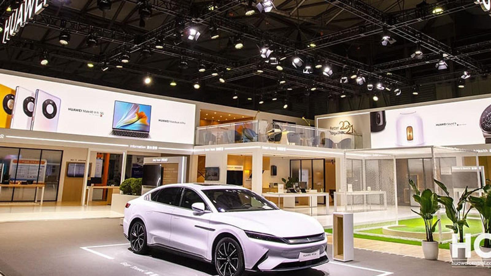 Huawei dự tính gia nhập thị trường xe điện