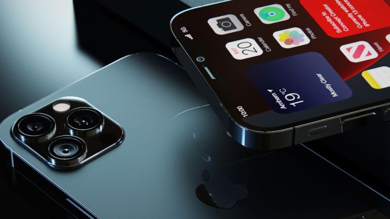 Ý tưởng iPhone 13 Pro 5G với nhiều tính năng độc đáo