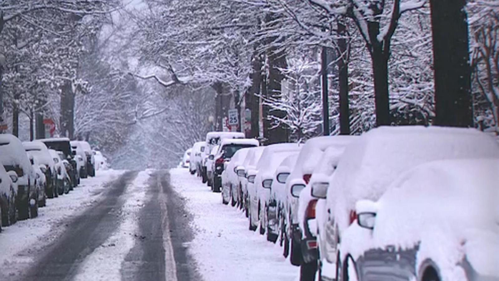 Hơn 150 triệu người ở Mỹ bị ảnh hưởng bởi thời tiết giá lạnh