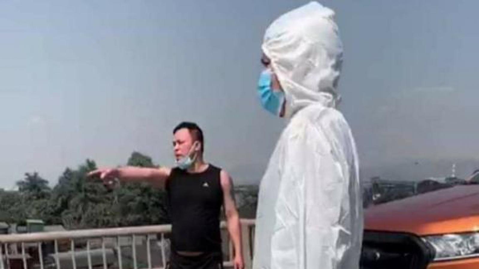 Tấn công cảnh sát tại chốt kiểm soát Covid-19 ở Quảng Ninh