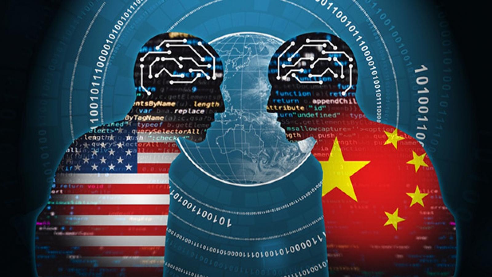 """Quyết chiến công nghệ Mỹ, gần 100 """"ông lớn"""" Trung Quốc bắt tay nhau"""