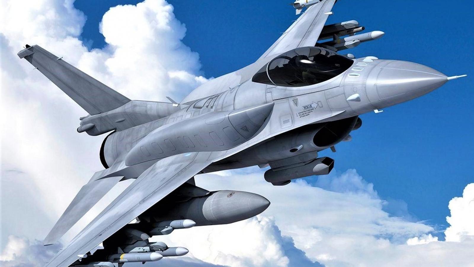 Không quân Mỹ muốn chế tạo máy bay chiến đấu thế hệ 4,5 để thay thế F-16