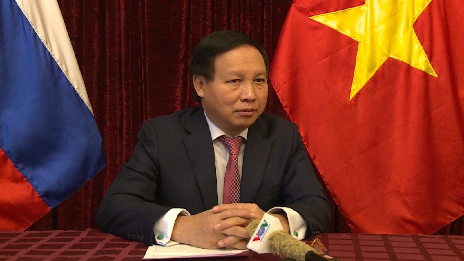 """""""Việt Nam sẵn sàng làm bạn, đối tác tin cậy, có trách nhiệm của cộng đồng quốc tế"""""""