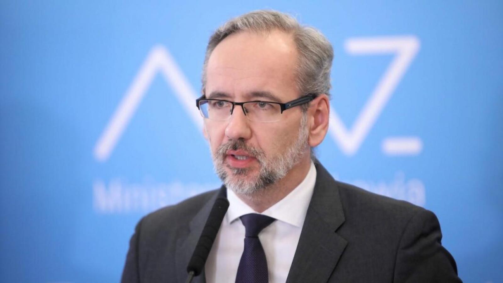 Ba Lan có kế hoạch đóng cửa một phần biên giới với Séc và Slovakia
