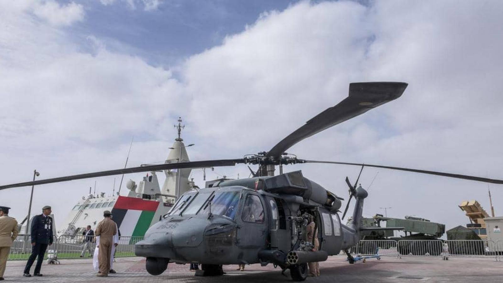 Hội nghị quốc phòng quốc tế tại UAE thu hút hơn 1.000 đại biểu quốc tế