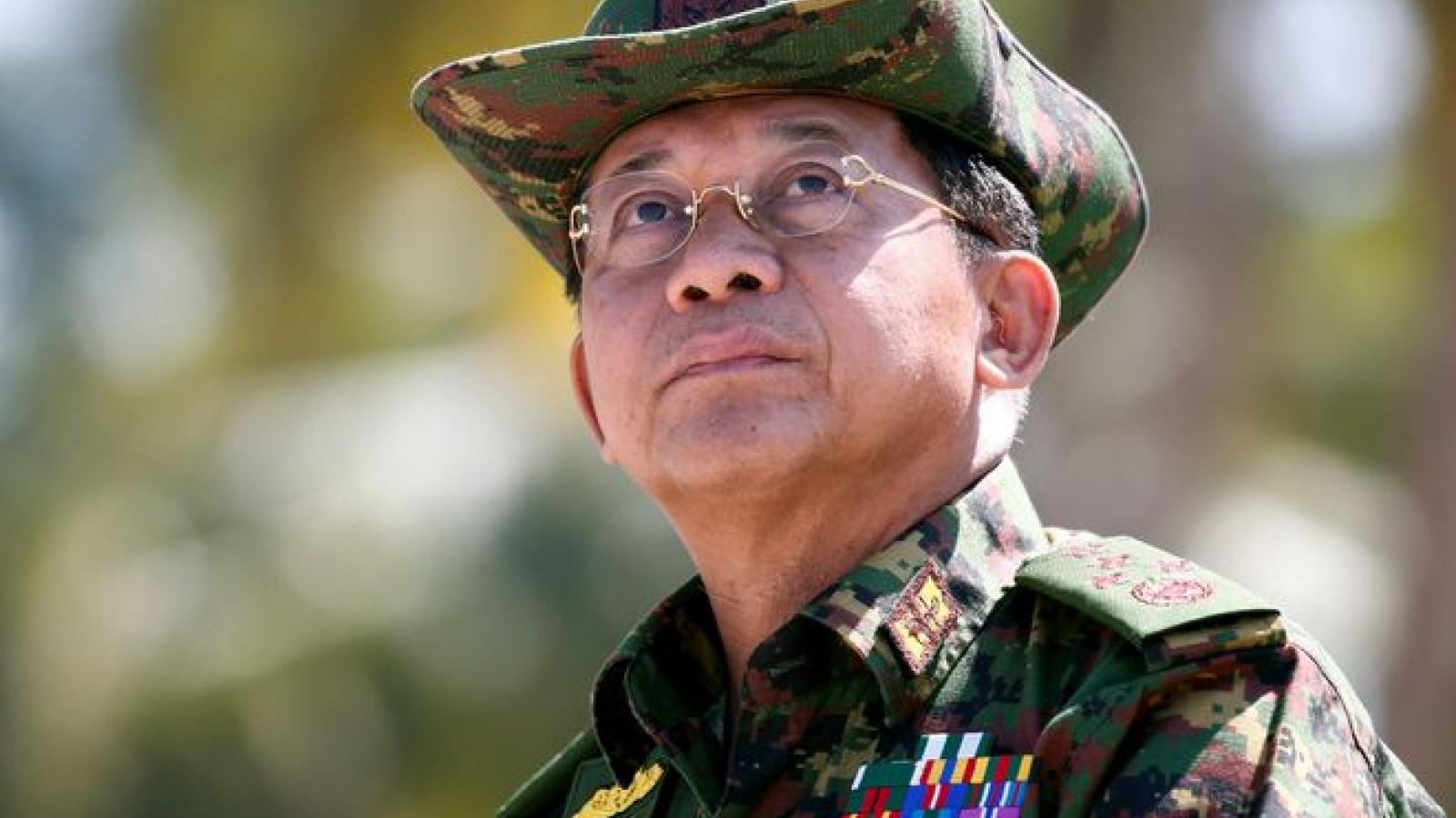 Quân đội Myanmar ban bố tình trạng khẩn cấp sau khi bắt giữ các lãnh đạo cấp cao