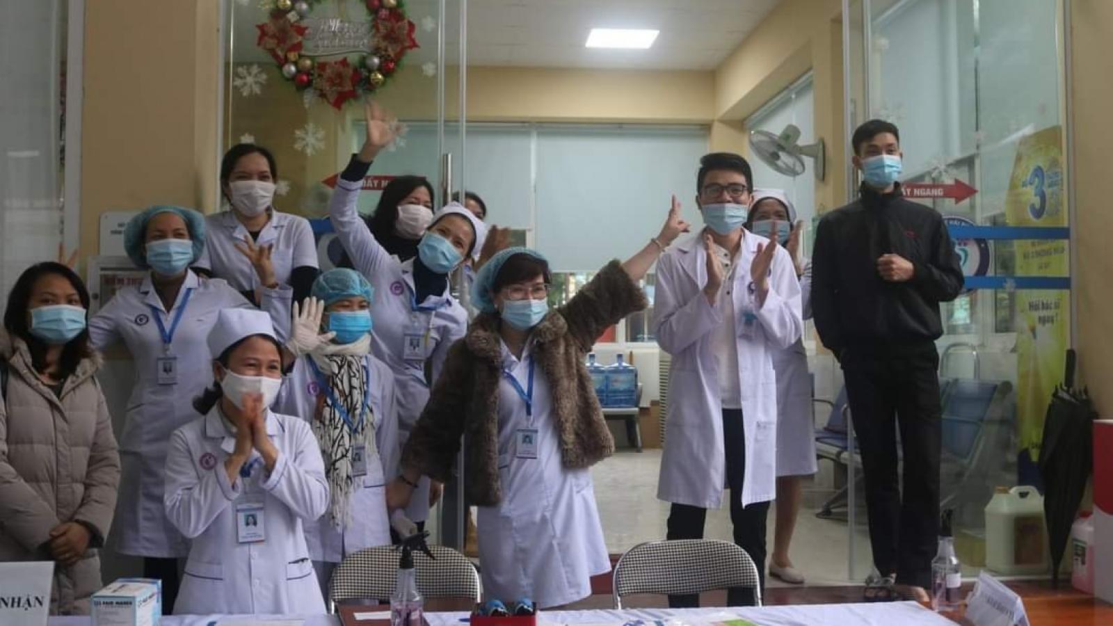 Dỡ bỏ phong tỏa Bệnh việnTrẻ em và Bệnh việnPhụ sản Hải Phòng