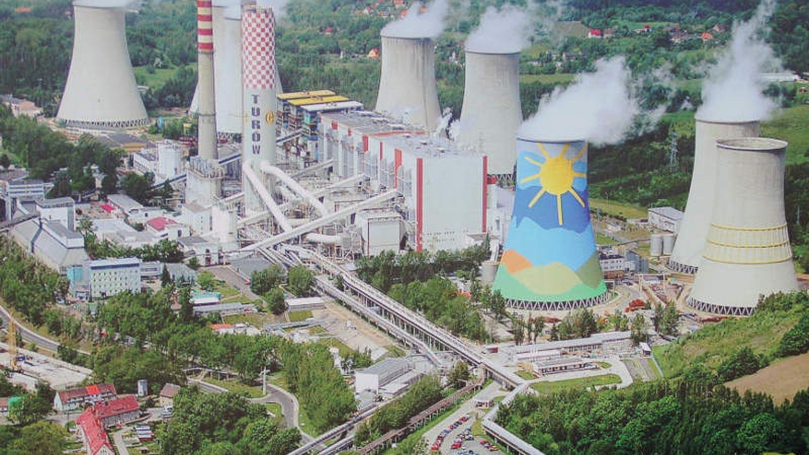 Séc kiện Ba Lan vì mỏ than Turow