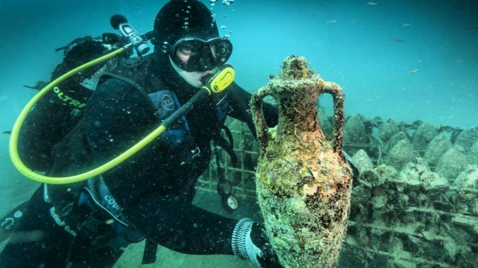 Độc đáo tour lặn biển chọn rượu vang