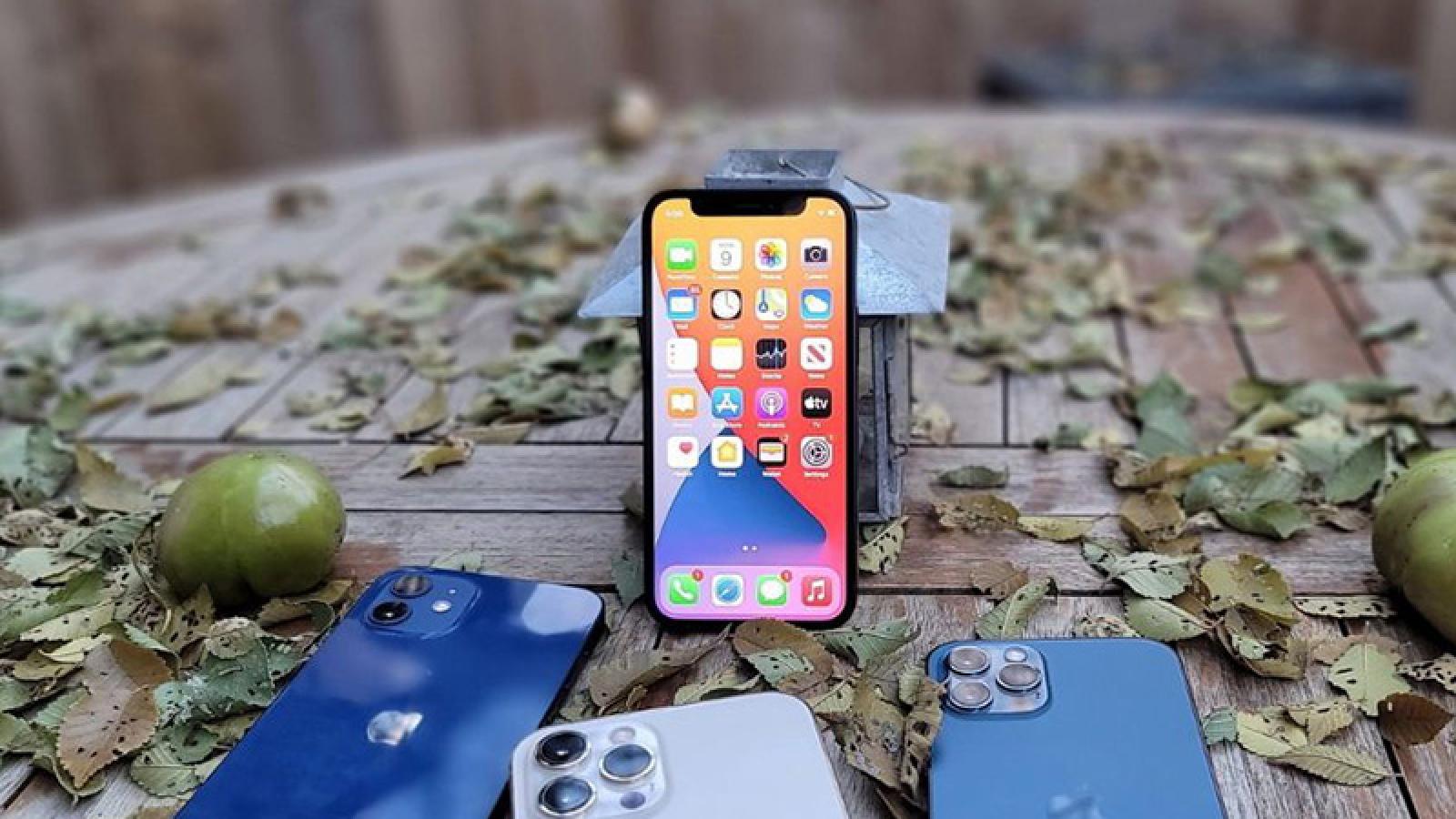 Thiết kế đỉnh cao iPhone 12 giúp việc sửa chữa trở nên khác lạ