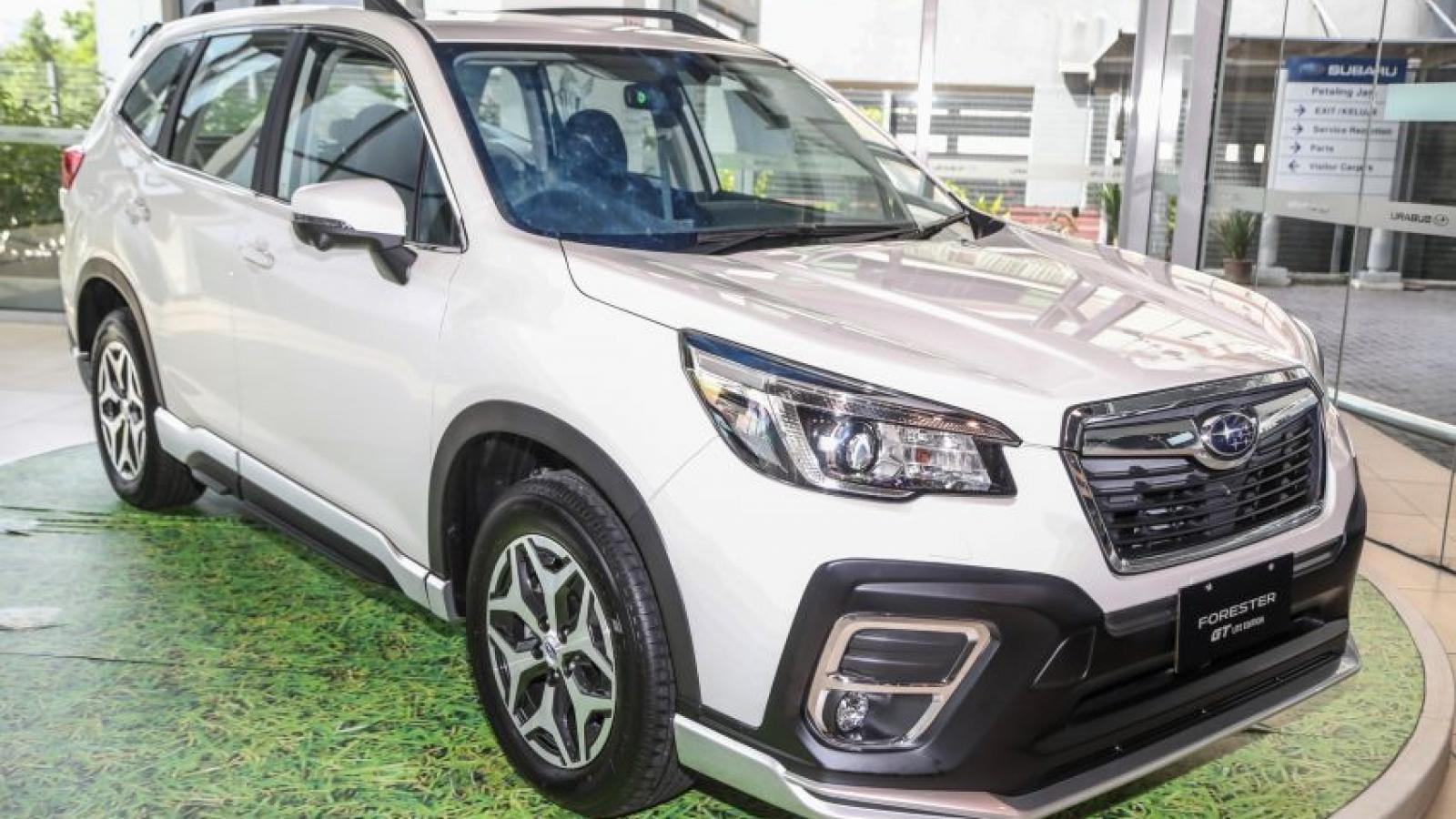 Cận cạnh Subaru Forester 2.0i-L GT Lite 2021