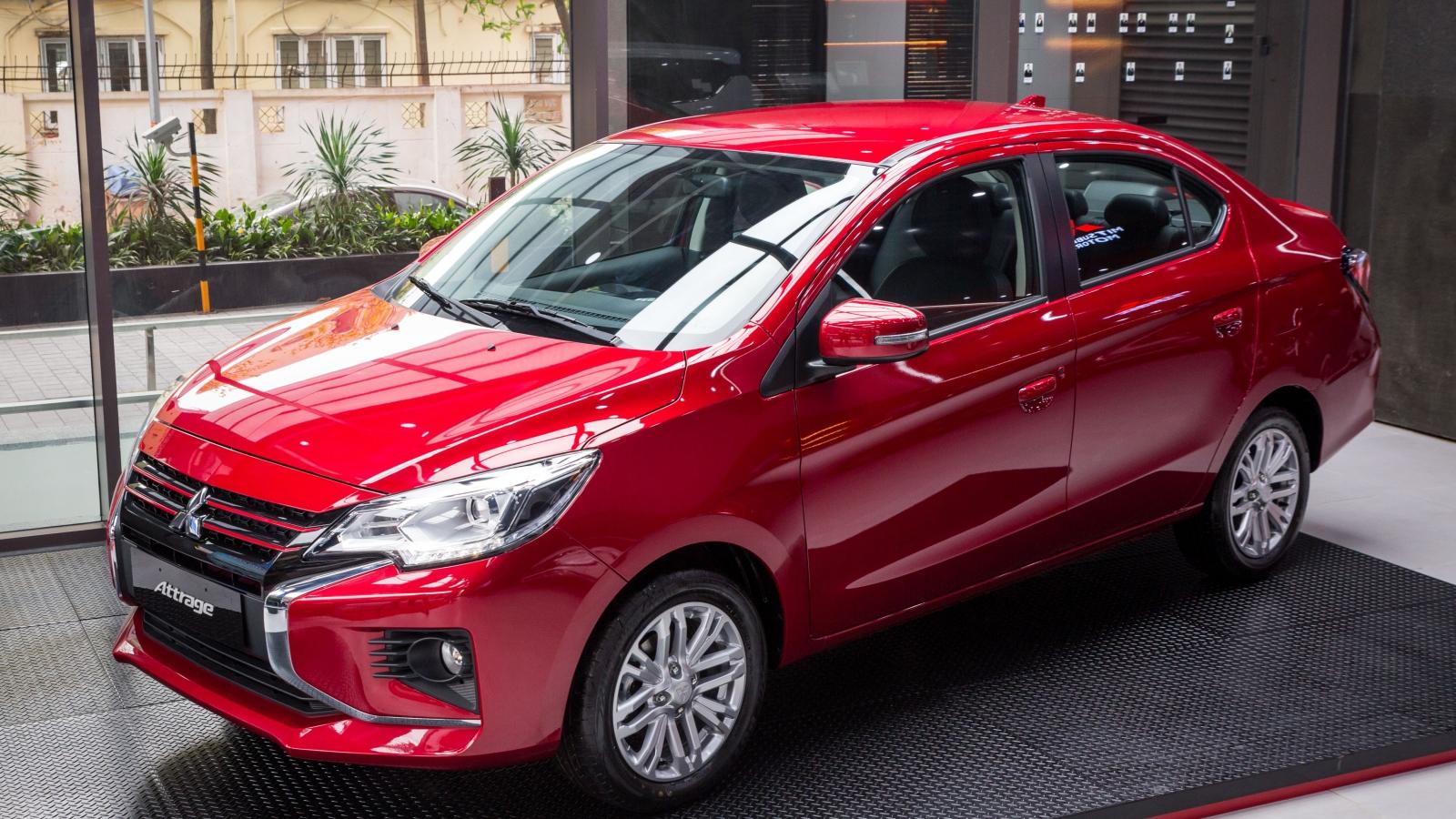 Khám phá Mitsubishi Attrage Premium