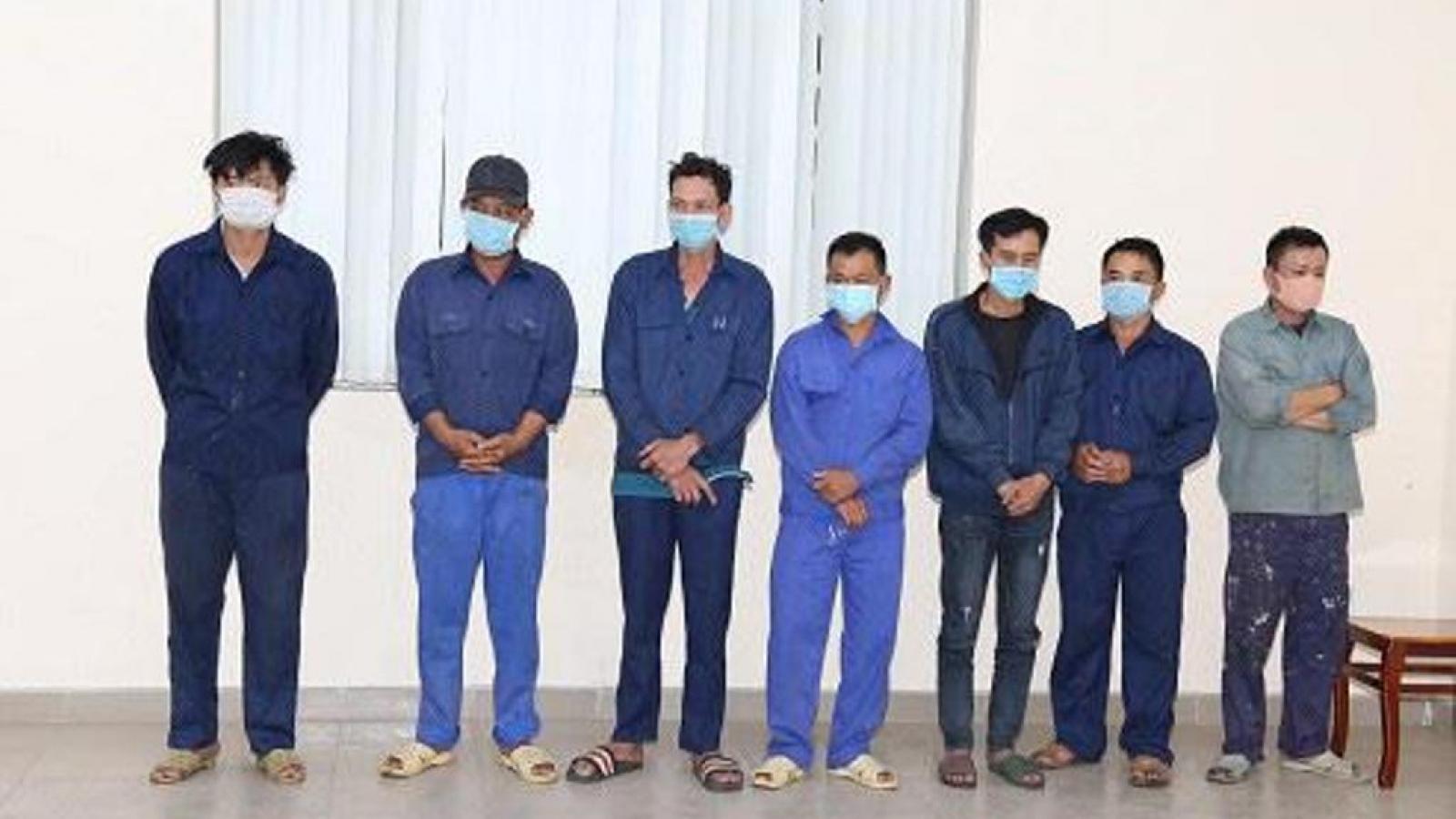 """Đồng Nai bắt thêm 2 tàu """"khủng"""" trong đường dây mua bán hàng triệu lít xăng dầu giả"""