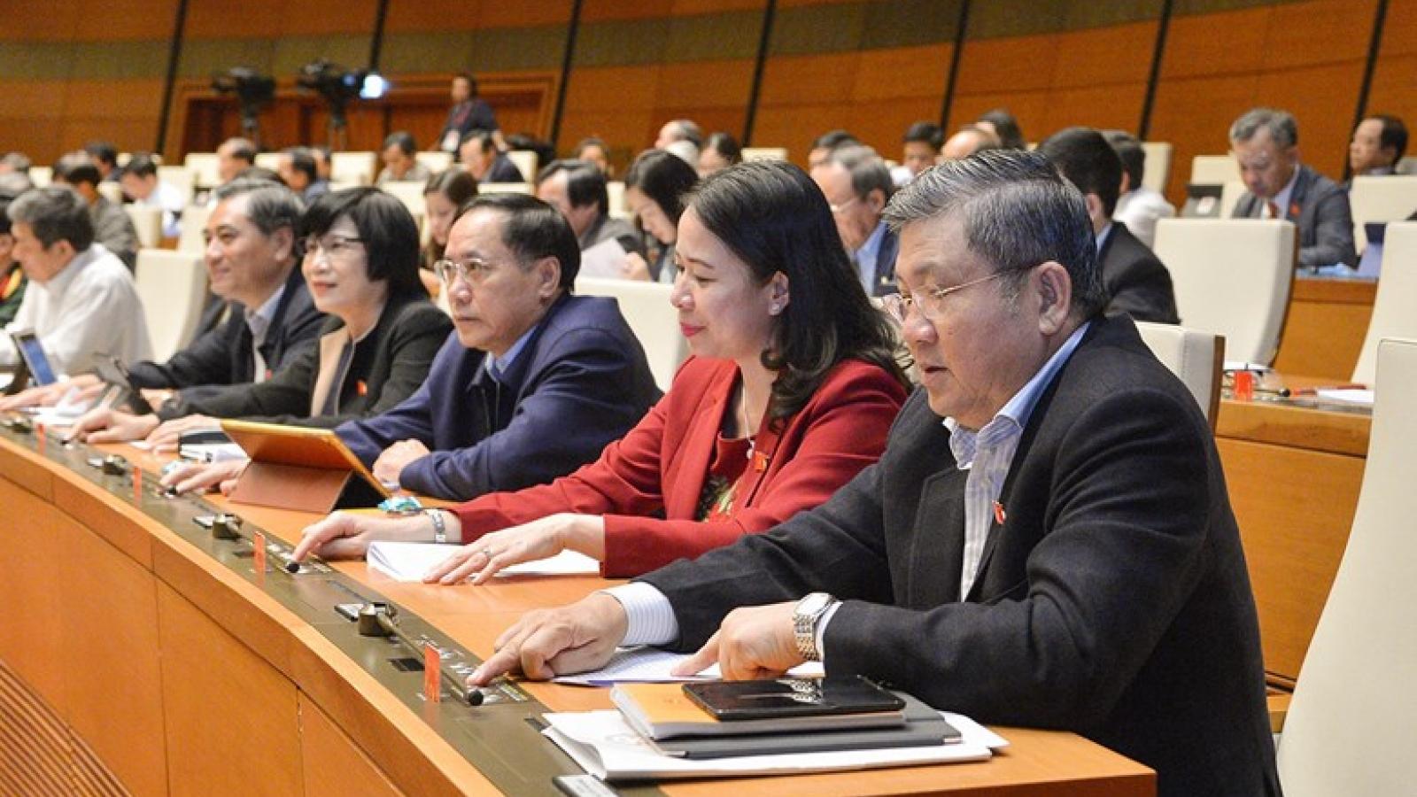 Dự kiến số lượng Đại biểu Quốc hội khóa XV ở 63 tỉnh, thành