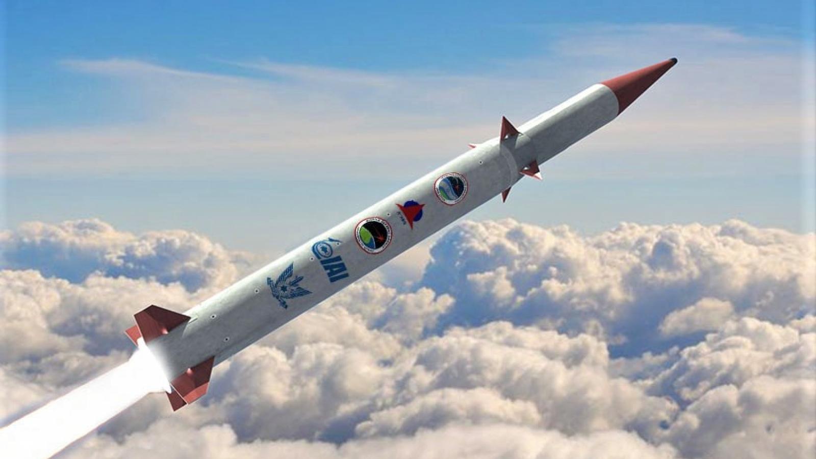 Mỹ và Israel hợp tác phát triển hệ thống đánh chặn Arrow 4